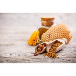 Dehydrated Lucanian pollen