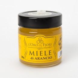 Miele di Arancio tipico lucano