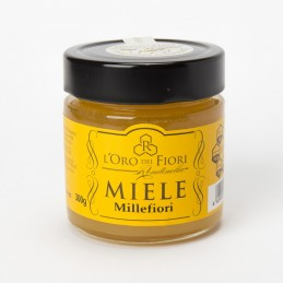 Honey Millefiori typical lucan