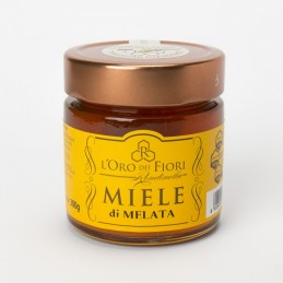 Honey of Melata typical lucan