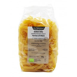 Corn pasta sedani 500 gr