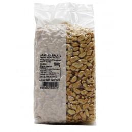 Salted roasted peanuts 1 kg